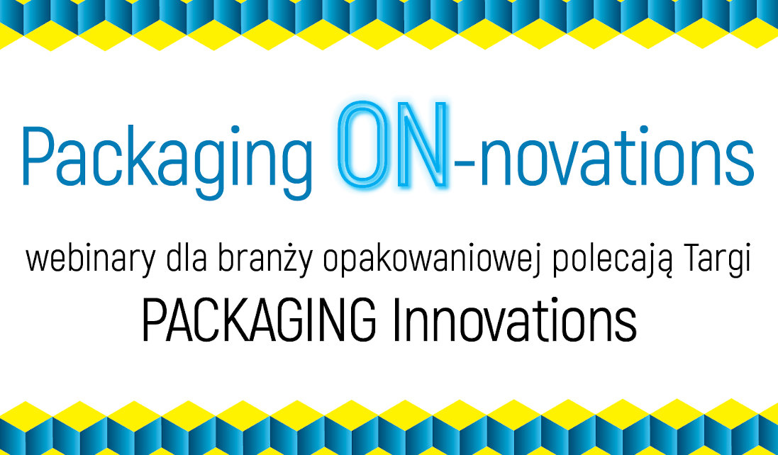 Packaging ON-novations - webinar for the packaging industry