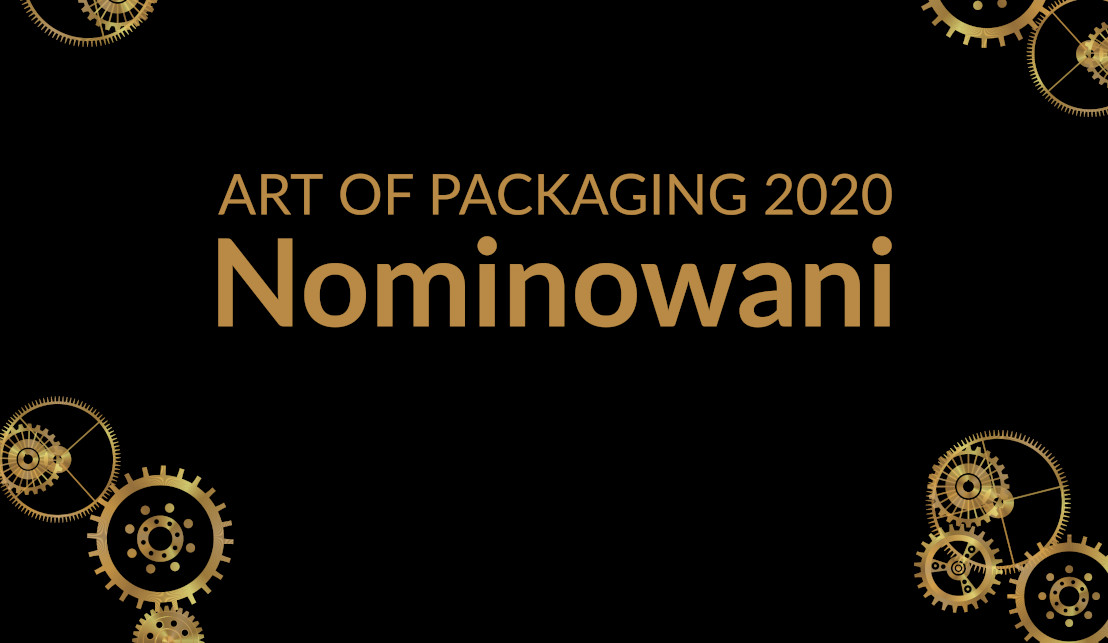 Nomination in a packaging contest!